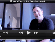 Video of Vocal Coach Ken Taylor